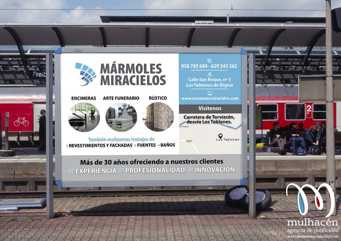 Mulhac n agencia de publicidad en granada dise o de valla - Vallas de diseno ...